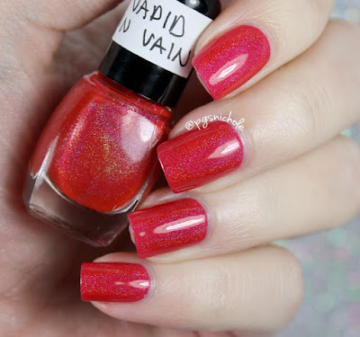 Vapid Lacquer In Vain
