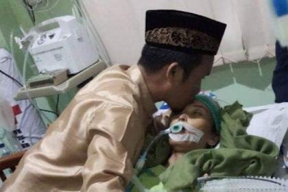Innalillah, Istri Ustadz Maulana Meninggal, Kesaksian Oki Setiana Dewi Mengharukan