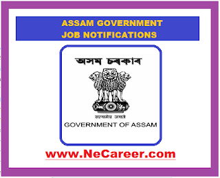 Assam Government Jobs - Assam Career 2019 Job News vacancy in Assam
