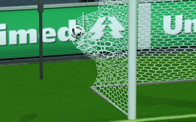 PES 2013 New Graphic Net Goal World Cup 2018