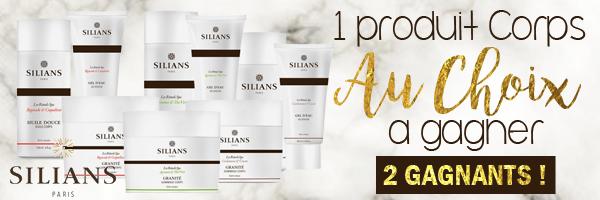 Le Blog de MissEmma • Concours Silians