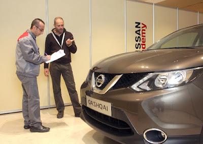 Nissan Academy
