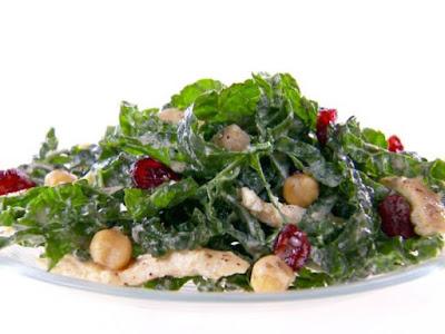 Kale And Hummus Salad Recipe