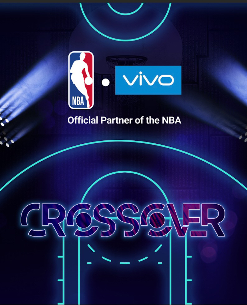 Vivo will be featured in NBA Global Facebook page!
