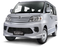 Sewa Mobil Luxio Blitar