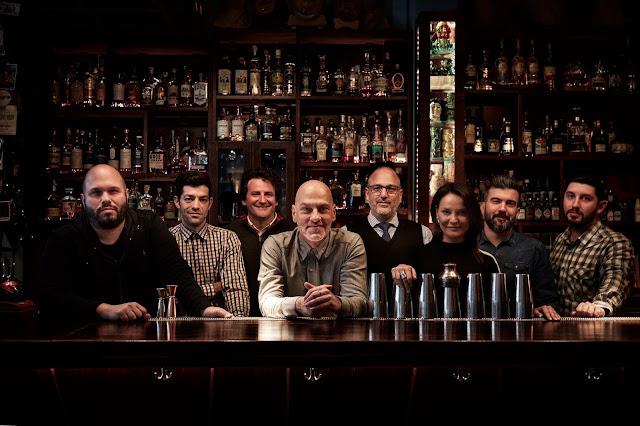 Το Poseidonion Grand Hotel υποδέχεται στις Σπέτσες το Baba Au Rum ένα από τα 50 καλύτερα bars του κόσμου