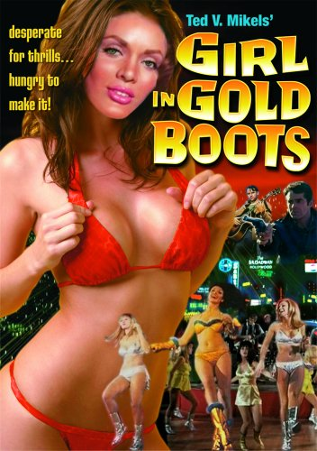 The Girl in The Gold Boots