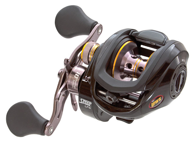 8 top baitcasting reel 2016 - lews tournamen mb speed spool