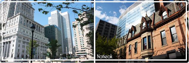 Constructions contemporaines et anciennes Montréal