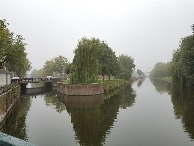running in Amsterdam - Westerpark