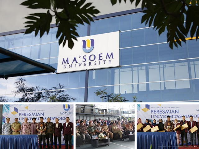 Ma'soem University Siap Lahirkan Lulusan Berkualitas di Era Revolusi Industri 4.0