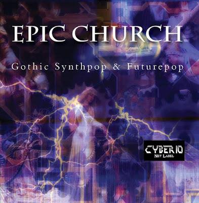 Epic Church - Gothic Synthpop & Futurepop - São Paulo Paulista Brazil EBM Gothic Gótico música gótica qntal blutengel depeche mode apoptygma berzerk VNV nation EDM