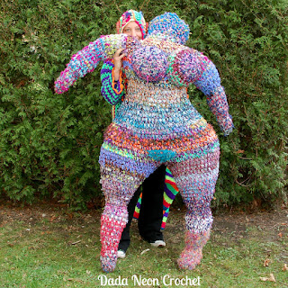 Nana by Dada Neon Crochet