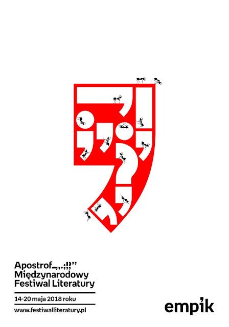 #Apostrof. Międzynarodowy Festiwal Literatury