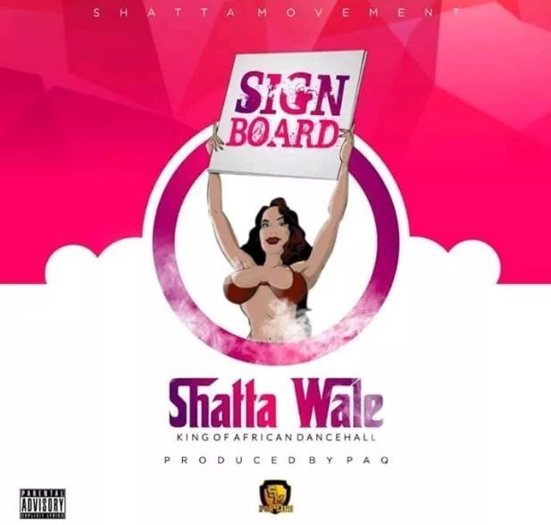Shatta Wale – Signboard | Audio Download