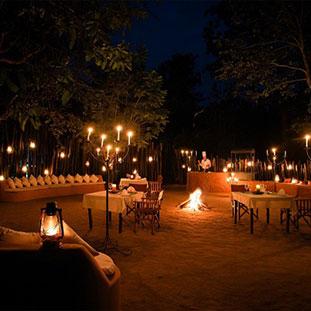 5 star resorts in kanha national park