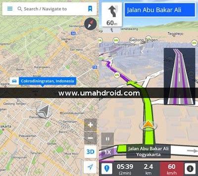 Aplikasi GPS Offline Terbaik Untuk Android