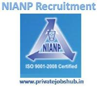 NIANP Recruitment