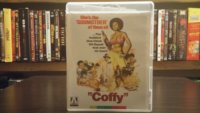 blu-ray of Coffy from the U.K.