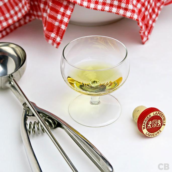 Een klein glaasje Grand Marnier