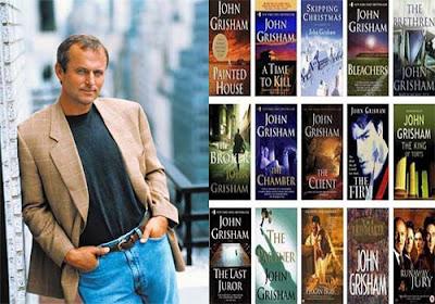 John Grisham dan Buku Karyanya Yang Selalu Jadi Bacaan Favorit