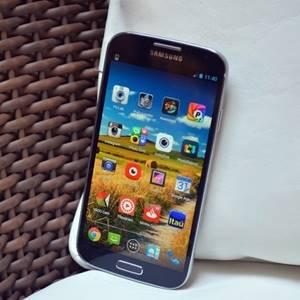 Galaxy S4 foi o top de linha da Samsung em 2013
