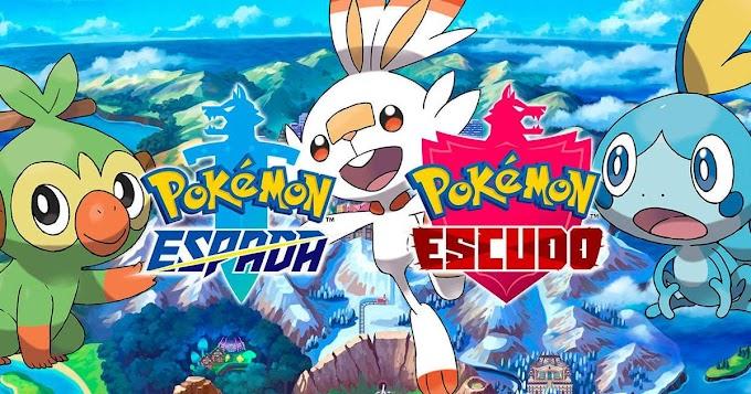Primeras impresiones de Pokemon Espada y Pokemon Escudo