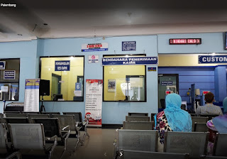 Pembuatan Passport Di Kantor Imigrasi Palembang