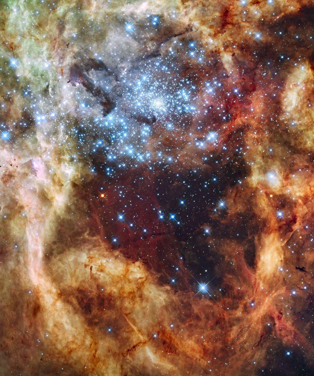 Resultado de imagen de Ráfagas de formación estelar