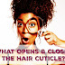 What Opens & Closes The Hair Cuticle?