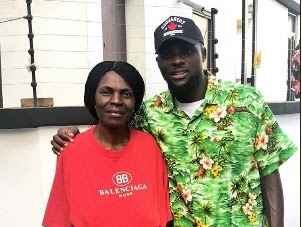 Nigerian footballer, Ogu, recounts his ordeals during his mom's health challenge