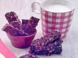 Gambar Resep Kue Kering Cokelat Cerea