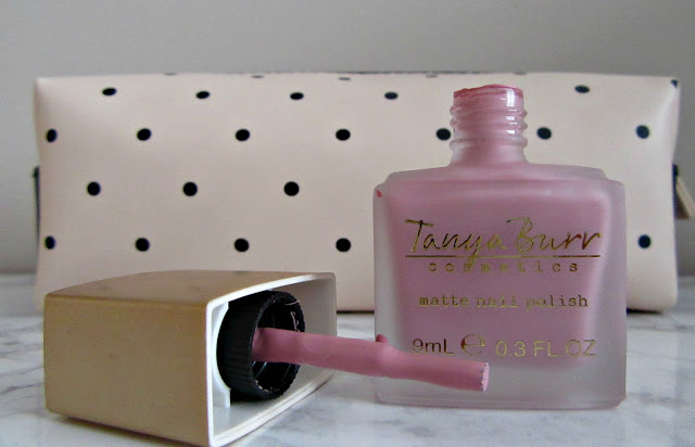 Tanya Burr Soft Luxe Matte Nail Polish Piggy Bank