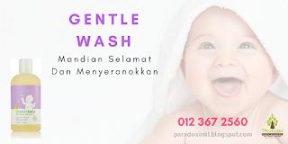 ShakleeBaby Gentle Wash Produk Bayi Shaklee