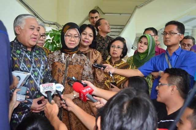 Din Syamsuddin : Pernyataan Menteri Agama Tidak Mendidik