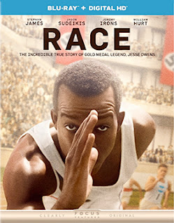 DVD & Blu-ray Release Report, Race, Ralph Tribbey