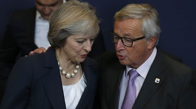 Brexit, primera fase