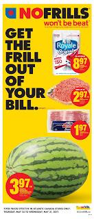 No Frills Weekly Flyer May 25 – 31, 2017