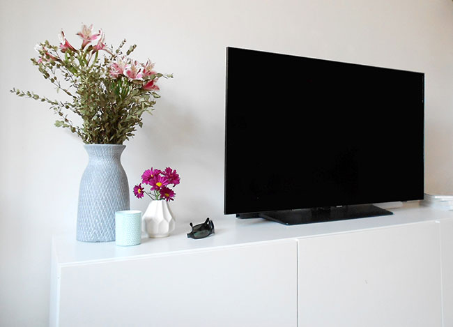 mueble tv low cost