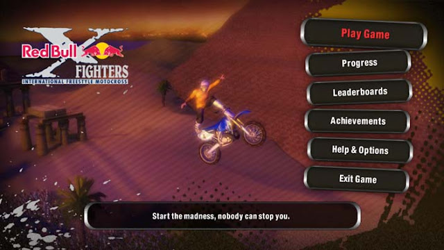 game ppsspp ukuran kecil redbull x-fighters