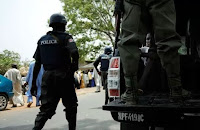 NIGERIA POLICE ABDUCT DAILY TRUST JOURNALIST