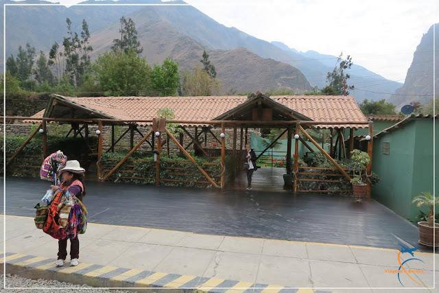 Estação de trens de Ollantaytambo, Peru