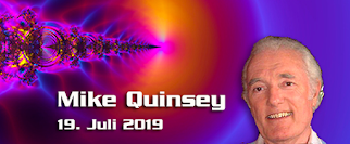 Mike Quinsey – 19. Juli 2019