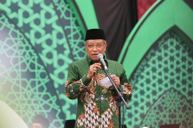 Kiai Said Benar, Jika Pengurus Masjid Dipegang Selain Aswaja, Amaliyah akan Dibid'ahkan Semua