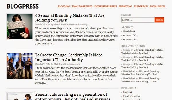 BlogPress