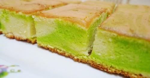 The Wanderer S Journal Making Pandan Marble Butter Cake