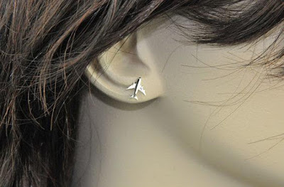 Airplanes Earrings