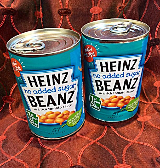 healthier beans, no sugar beans