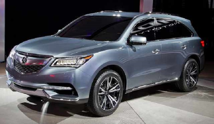 2017 Acura Mdx Changes Review