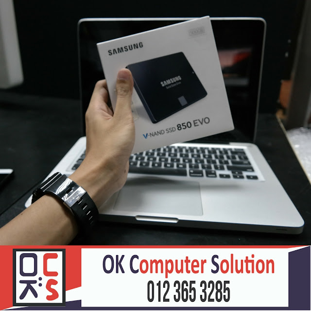 [SOLVED] MACBOOK NO ENTRY SIGN | KEDAI REPAIR MACBOOK 7
